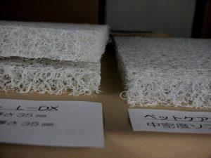 写真左:L-DX用 写真右:S/M/L用