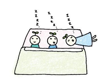 寝返りと上質な眠りの関係について